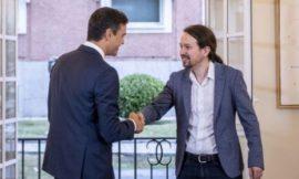 PSOE no gobernara sin PODEMOS