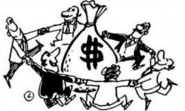 Los Partidos sumisos de los bancos a elecciones contra PODEMOS.