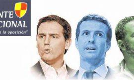 PP, Cs y Vox parece que instan a los españoles a repetir los movimientos de Venezuela
