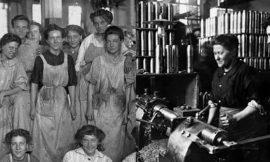 Las trabajadoras de Cotton.
