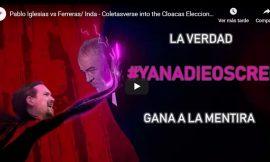 Divertido Vídeo! Pablo Iglesias vs Ferreras