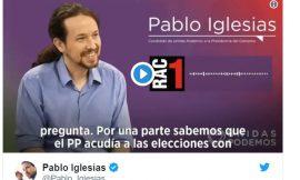 «Si Podemos no llega al Gobierno… mejor»