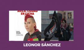 Atacan a la número 3 de Ávila de IU-Podemos «por su look punk».