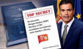 Sánchez traiciona a Podemos y busca un «pacto secreto» con Ciudadanos para gobernar en solitario.