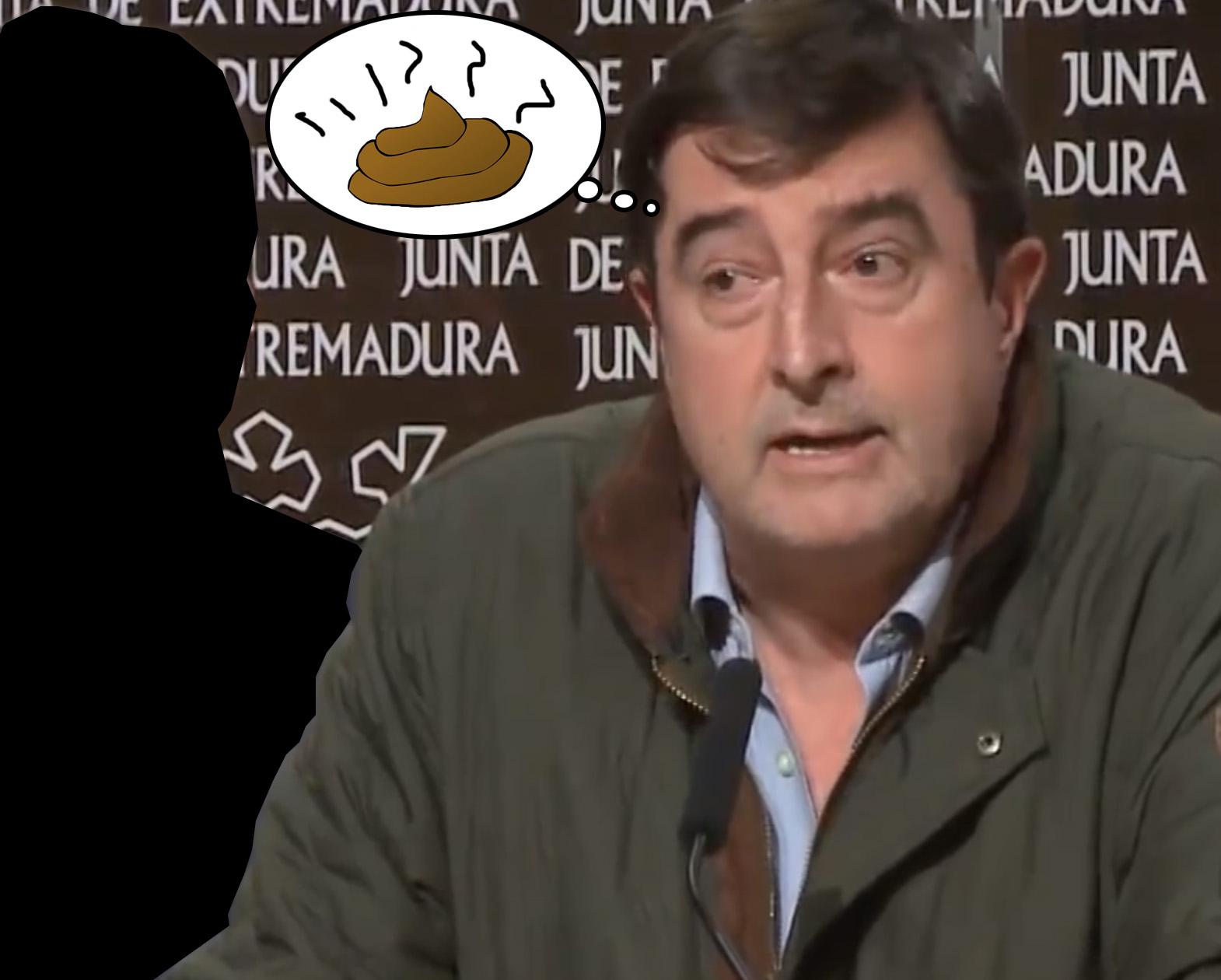 La poca inteligencia del presidente de Asaja lo lleva a decir que se manifestaran en la casa de Pablo Iglesias
