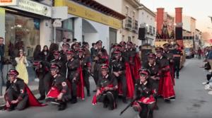 Judíos se enfadan con una comparsa de carnaval de Campo de Criptana