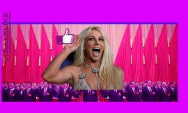 Britney Spear critica el capitalismo.