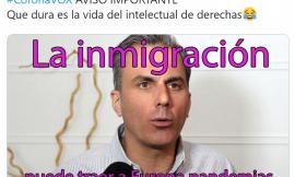 Nuestros memes sobre el #coronavox