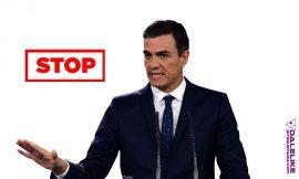 Contundente: Así respondió Pedro Sánchez a la insistencia de sacar a Podemos del Gobierno