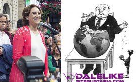 Ada Colau  y el sector público.