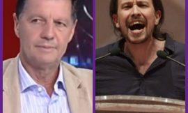 Pablo Iglesias exige la rectificación inmediata del bulo difundido por Alfonso Rojo.