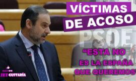 Podemos y PSOE rechazan acoso en casa del Ministro Ábalos