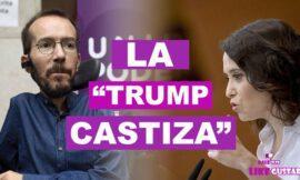 "Podemos culpó a la ""Trump Castiza"" de tener en Madrid los peores índices de COVID-19"