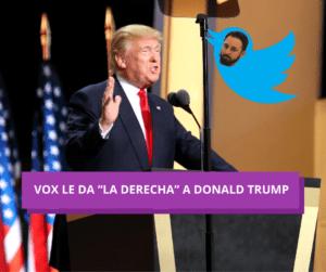 Abascal vuelve a arremeter contra Twitter