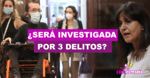Unidas Podemos respaldará suplicatorio para iniciar investigación a Laura Borrás
