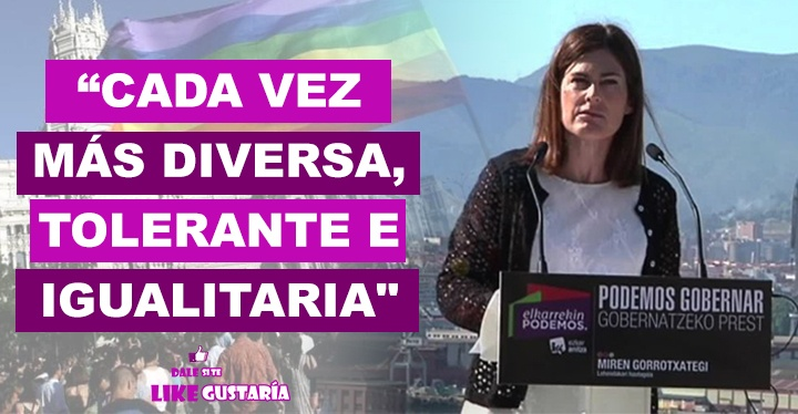 Normalizar la diversidad sexual es el propósito del próximo Gobierno Vasco
