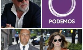 El silencio de Ana Rosa y la acusación particular de Podemos.