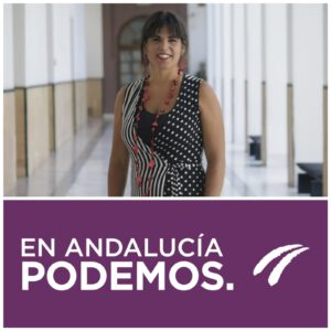 Podemos Andalucía obtendría más votos que Teresa Rodríguez.