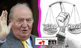 El ex rey español Juan Carlos, decide salir del pais, posiblemente tras la insistencia al supremo por parte de IU y el PCE