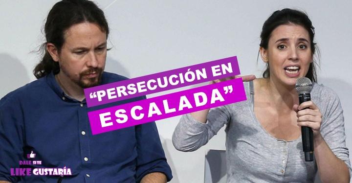 Persecución en escalada: Pablo Iglesias e Irene Montero abandonan sus vacaciones tras acoso de partidarios de Vox