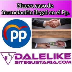 Nuevo caso de corrupción en el PP.