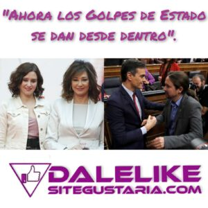 Ana Rosa Quintana acusa al gobierno de «dar golpes de estado», mientras blanquea la gestión de Ayuso.