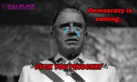 Hasta nunca constitución de Pinochet