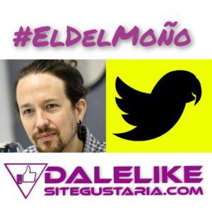 Pablo Iglesias se ríe de toda la ultra derecha compartiendo el Hashtag #ElDelMoño