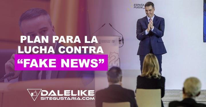 "Gobierno pone en marcha plan para luchar contra ""fake news"""