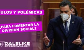 Pedro Sánchez señala a la oposición de generar bulos y polémicas inventadas para fomentar la división social