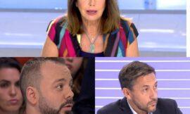 Javier Ruiz sigue los pasos de Antonio Maestre y puede ser despedido por Ana Rosa por criticar a Ayuso.