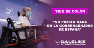 Pablo Echenique: Queda demostrado que los partidos del trío de Colón no pintan nada en la gobernabilidad de España