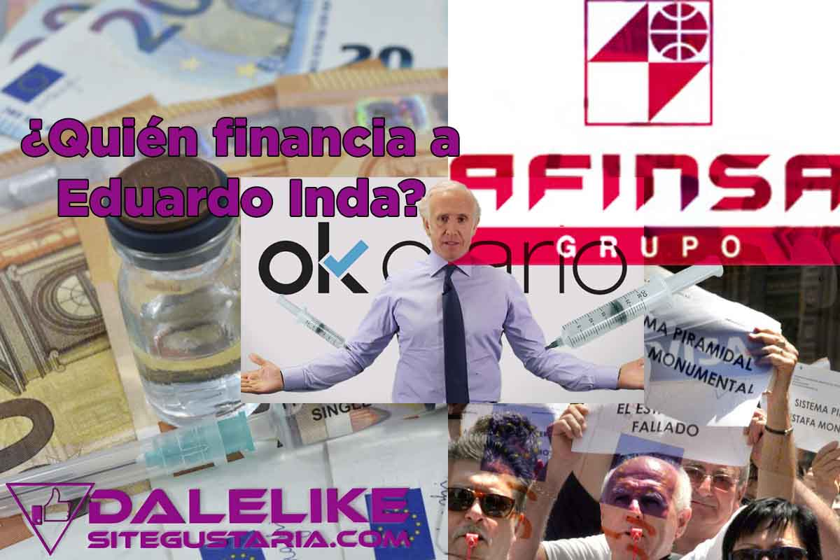 La mujer del ex apoderado de Banesto y Afinsa entre los financiadores de Ok-Diario.