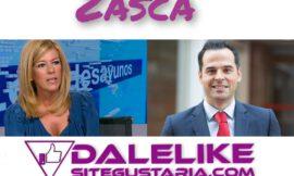 Zasca de Esther Palomera al Vicepresidente de la Comunidad de Madrid Ignacio Aguado (Ciudadanos).
