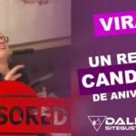 """En video: Así reaccionó una mujer ante el """"regalo candente"""" de aniversario de su esposo"""