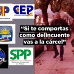 Cinco sindicatos policiales critican el ingreso en prisión de los agentes de Linares