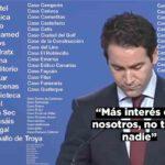 García Egea confirma la traición de PSOE a Podemos para renovar el poder judicial