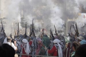 Empresas españolas entrenaron en Zaragoza a militares sauditas que acabaron masacrando al pueblo de Yemén