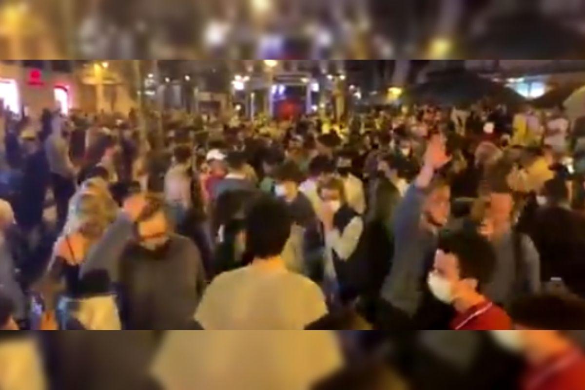 SIN CONTROL  | Así fueron las fiestas por el fin del Estado de Alarma en España